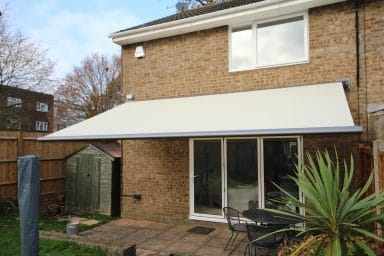 Awning UK fitters