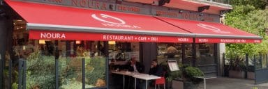Commercial Awnings London