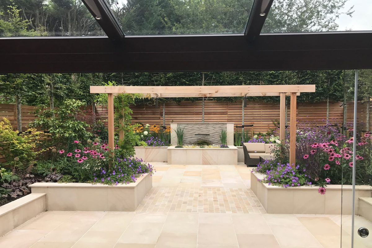 Glass garden room install 1 year on the glass room company for The garden room company
